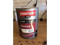 Johnstones Flortred Paint