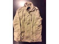 Khaki jacket, banana republic, 100% genuine