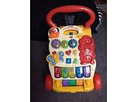 Vtech baby walker very good conditions
