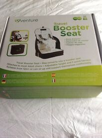 Brand New Travel Booster Seat