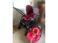 Lovely Pram - Used as Spare so Excellent Condition