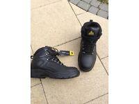 Brand New Black Boots