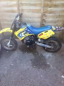Husky boy 50 small wheel and big wheel for spares or repair offers