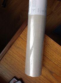Wallpaper 3 rolls biege