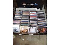 CD s box of 120 plus