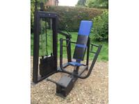 Pulse Fitness Chest Press Machine (Delivery Available)