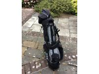 Ladies half golf bag set