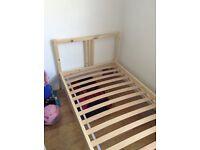 IKEA FJELLSE Single Bed Frame (No Mattress) - Two Available