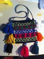 Zwei kleine Taschen Häkeltasche Stricktasche Tasche Frankfurt (Main) - Innenstadt Vorschau