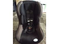 Child car seat-very good condition. One year approx (used in Grandmas car once a week)