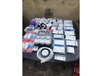 Unused electrical equipment