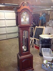 Grandfather clock seeking a new home