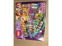 Lego Friends Amusement Park Rollercoaster