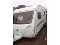 Swift challenger 480 2006 2 berth with motor mover