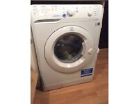 Indesit 7kg washing machine. Like new