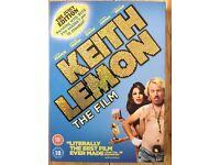 Keith Lemon the film DVD