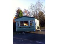 Cosalt Madeira 37x12 FREE DELIVERY 3 bedrooms double glazed central heating offsite static caravan