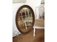 Antique Mirror in vintage condition