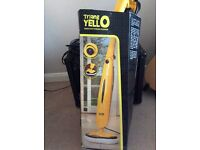Triang yello floor steam cleaner