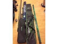 Fishing full match fishing setup maver/ Preston