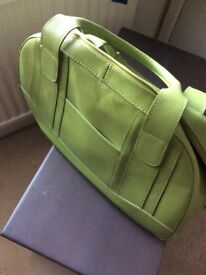 REDUCED **M&S Green Holdal ( exc condition)