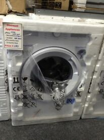 Beko 10kg 1400spin washing machine. A+++ RRP £349 price £280 new in package 12 month Gtee