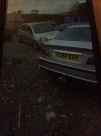Breaking BMW 320 d se 4 door