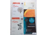 SQA Higher Maths, past paper & Revision books