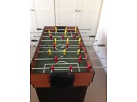 Football table/pool/table tennis/air hockey+other games