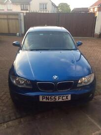 BMW 1 series for sale only 61300 miles