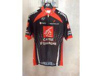 Genuine Nallini short sleeve cycling shirt.