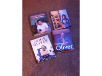 Jamie Oliver Books Bundle
