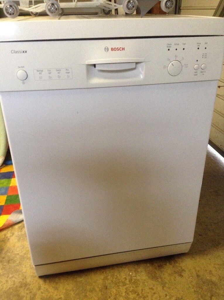 Bosch 9000 155 620 8602 Dishwasher And Instruction Manual Good