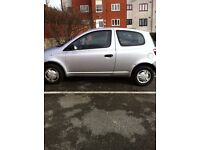 **TIDY TOYOTA YARIS FOR SALE**