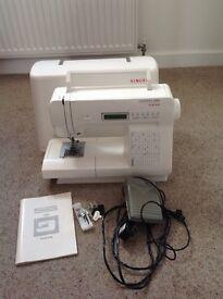 Singer Rumina 3400 Intelligent Interface Sewing Machine NOT IN WORKING ORDER