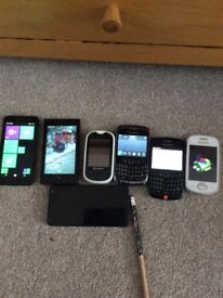 Mobile phones Joblot
