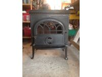 Wood burning stove Jotul No 3 - multi fuel capability