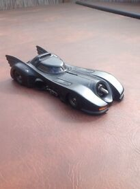Mint Condition Batmobile by Hotwheels