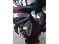 Golf Clubs Titanium matrix Donnay