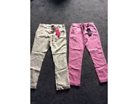Two pairs of women's jeans size 10. Brand new never been worn, still has tags on.