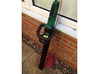 Qualcast Electric Hedge Trimmer 600W
