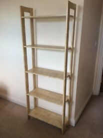 Bookshelf for condition, perfect condition