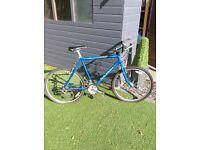 Raleigh 18 gear Bike