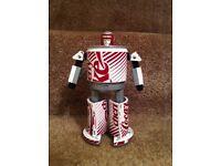 Retro Cherry Coke Transformer Robot