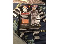 "Halloween party outfit ""Little prisoner"" BNWT age 2-3"