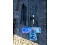 Rods - Reels - accessories