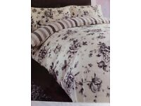 New Single Duvet Revisable Pattern