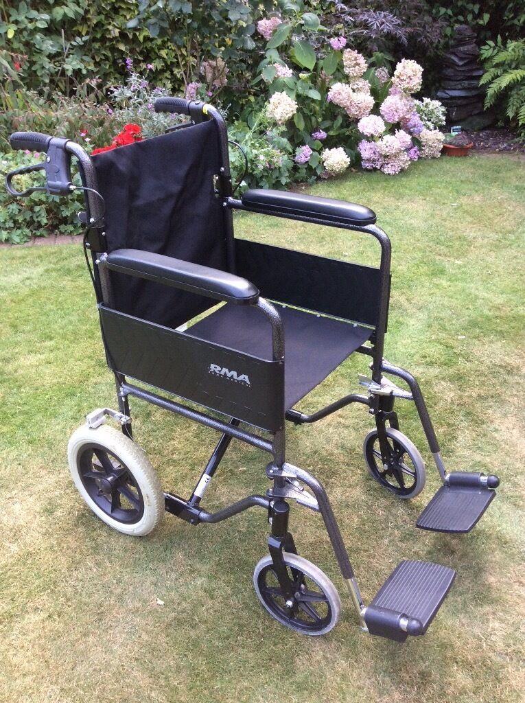 Lightweight wheelchair in good condition