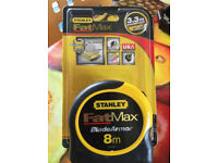 Stanley fatmax blade armor 8m ,brand new