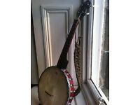 Beautiful Ozark Banjo